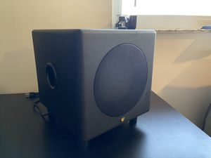RBH MS-8.1 dual 8-inch 200W subwoofer for Sale in Tamarac, FL