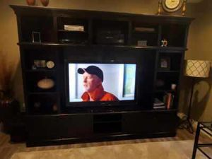 Custom entertainment center and bookshelves for Sale in Lone Tree, CO