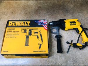 "Dewalt hammer drill 1/2"" for Sale in Anaheim, CA"