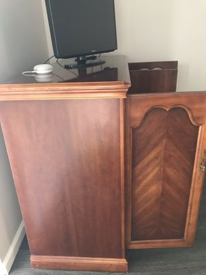 Cherry Entertainment Center for Sale in San Jose, CA