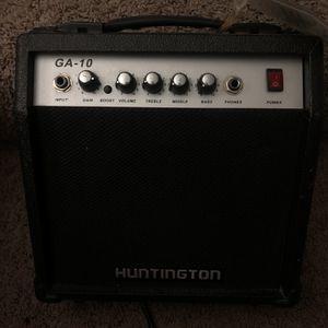 Huntington GA-10 Guitar Amp for Sale in Whittier, CA