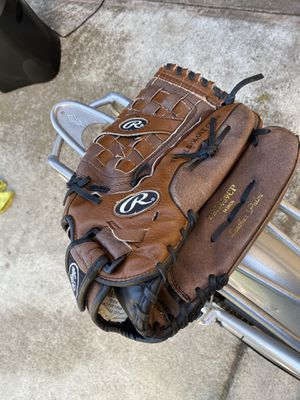 Rawlings softball glove size 14 for Sale in Walnut, CA