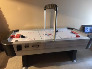 Air Hockey Table by Sports Craft for Sale in Bolingbrook, IL