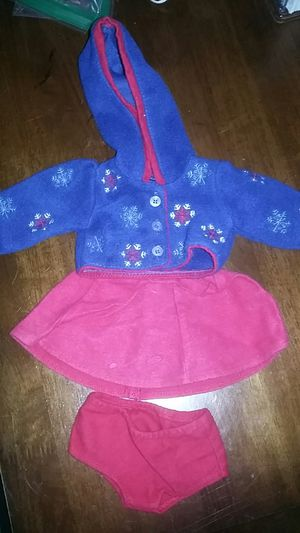 American Girl Doll Molly Skating Outfit for Sale in Costa Mesa, CA