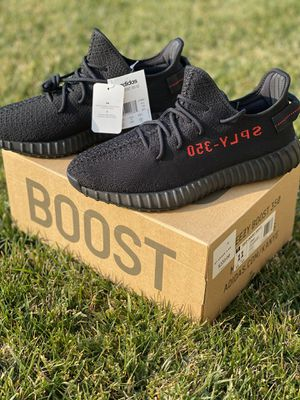 Adidas Yeezy 350 Boost V2 Black Red 'Breds' for Sale in Highland, CA