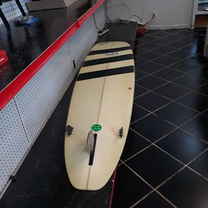 9'0 surfboard longboard great condition for Sale in Lake Worth, FL