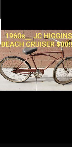 1960s_ JC HIGGINS BEACH CRUISER for Sale in Industry, CA