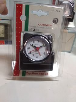 New travel alarm clock for Sale in La Mirada,  CA