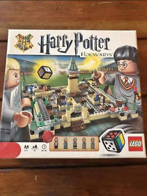 LEGO Games 3862: Harry Potter Hogwarts for Sale in Bull Valley, IL