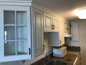 Custom solid wood kitchen cabinets for Sale in Suffolk, VA