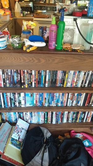 All name brand movies 225 totally for Sale in Salisbury, NC