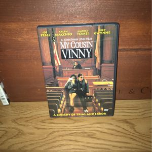 My Cousin Vinny Dvd for Sale in Manchester, CT