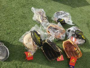 Brand New Akadema baseball gloves for Sale in Las Vegas, NV
