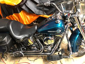 2004 Harley Davidson heritage classic fuel injected for Sale in Lake Stevens, WA