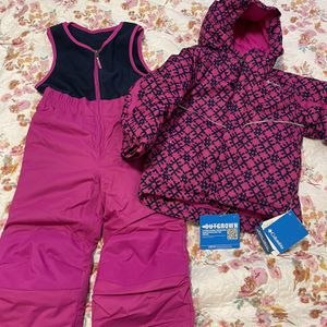 Columbia Toddler Winter Set for Sale in Brooklyn, NY
