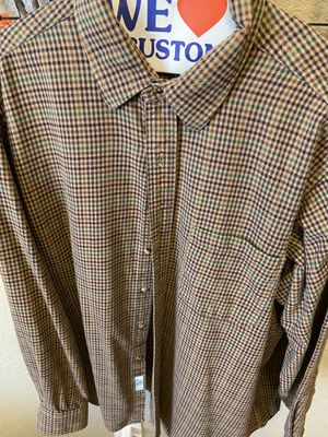 Burberry XL Men's button down long sleeve for Sale in Brighton, CO