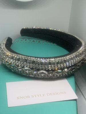 Silver headband for Sale in Boynton Beach, FL