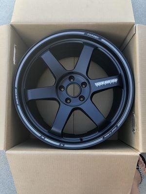 "Brand New Volk Racing TE37 Ultra 19"" (9 1/2"" Front 10"" Rear) for Sale in La Mirada, CA"
