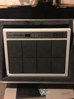 Percussion Roland SPD-20 Esta nuevo y nunca se usó. for Sale in Costa Mesa, CA