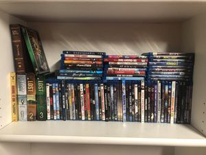 75 blue rays and a few seasons for Sale in Salem, OR