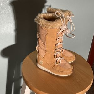 Toddler Size 6 timberland Snow Boots for Sale in Monroe, WA