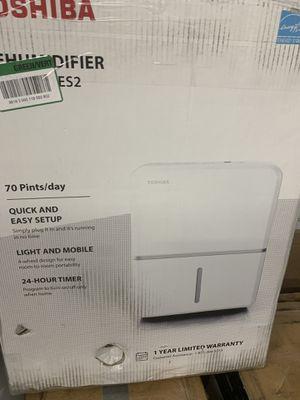 Toshiba new dehumidifier for Sale in Costa Mesa, CA