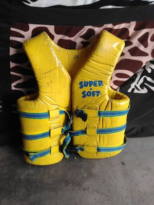 Life jacket for Sale in Amarillo, TX