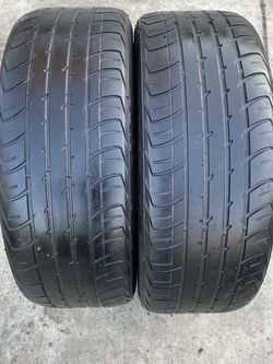 2 tires 245/45/20 zenna for Sale in Bakersfield,  CA