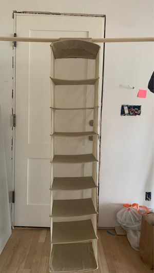 Large closet organizer for Sale in San Diego, CA