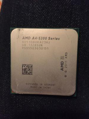 AMD A4 5300 for Sale in Lachine, MI