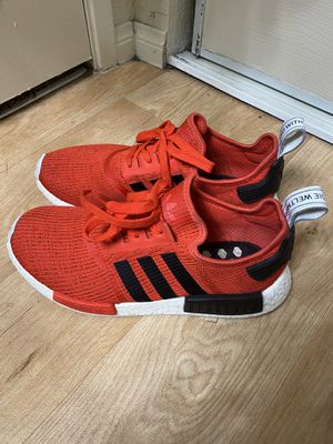Adidas NMD Red/black/white color way for Sale in San Marcos, CA