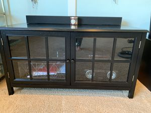 Black TV Stand for Sale in Chico, CA
