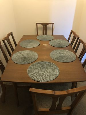 Walter of Wabash Mid Century Dining table set for Sale in San Diego, CA