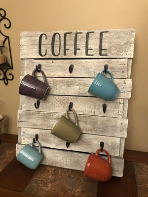 Coffee mug holder for Sale in Lafayette, IN