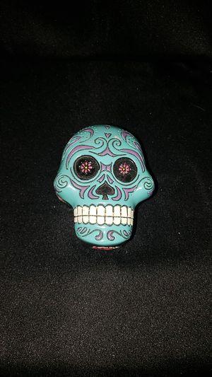 Day of the dead,ceramic box for Sale in Las Vegas, NV