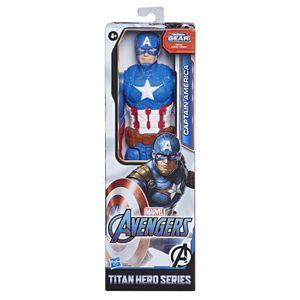 Marvel Avengers Titan Hero Series Blast Gear Captain America Figure for Sale in Bonita, CA