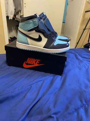 Jordan retro 1 chill blue for Sale in Los Angeles, CA