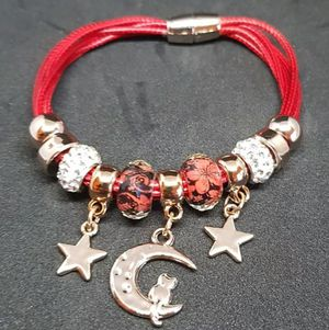 Red Moon and Stars Bracelets for Sale in Centreville, VA