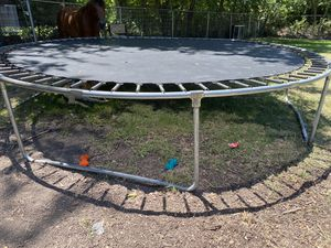Trampoline 14ft for Sale in DeSoto, TX