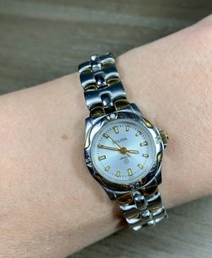 Bulova womens watch- sold for parts for Sale in Baltimore, MD