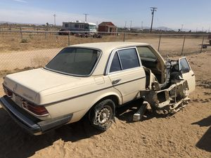 Used 1983 Mercedes Parts for Sale in Phelan, CA