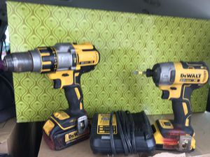 Two drill and charge for 110 obo for Sale in Stockton, CA