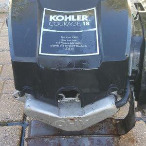Kohler 18hp Courage Vertical Engine PA-SV540-3202 RFI SV540S (MOWER MOTOR) for Sale in Tampa, FL