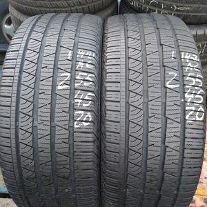255/45-20 #2 Tires 95% Tread Life for Sale in Alexandria, VA