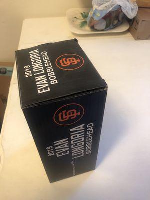 Evan Longoria bobblehead for Sale in Ceres, CA