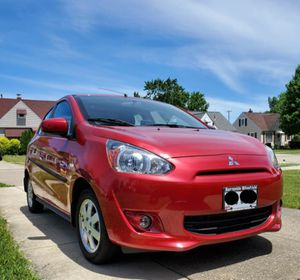 2014 Mitsubishi Mirage ES Hatchback 4D, 5 speed manual transmission. Low Mileage for Sale in Copley, OH