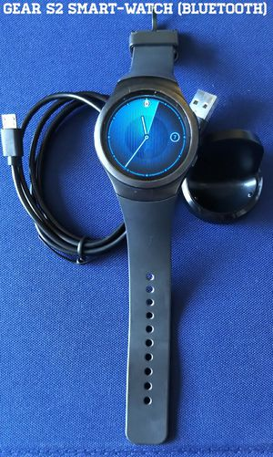 Gear S2 Smart-Watch (Bluetooth Version) for Sale in Falls Church, VA