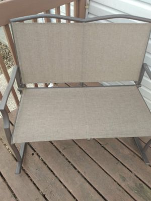 Porch/ deck swing for Sale in Sunfish Lake, MN