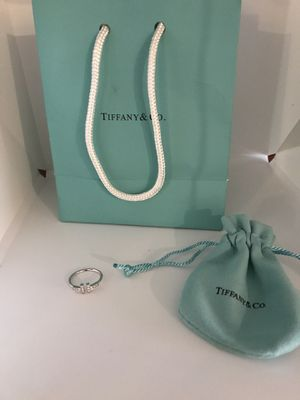 Adjustable.925 Tiffany ring for Sale in Modesto, CA