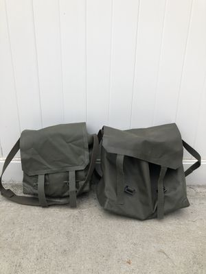 Old army carry bags for Sale in Kennewick, WA